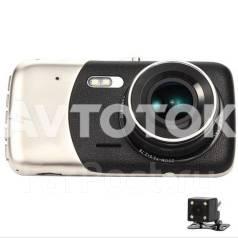 Видеорегистратор full hd car dvr night vision Full HD 1080 - две камер