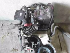 Двигатель в сборе. Mitsubishi Pajero Mini, H58A Двигатель 4A30