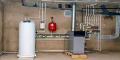 Установка систем отопления, водоснабжения и водоотведения