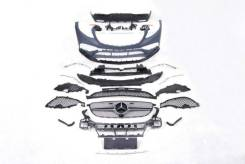 Обвес кузова аэродинамический. Mercedes-Benz GLE, W166, C292 Двигатели: M, 278, DE, 46, AL, 276, 30, 157, 55, OM, 642, LS, LA, 651, 22, DE35. Под зака...