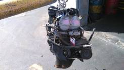 Двигатель SUZUKI KEI, HN22S, K6A, KB0498, 0740036510