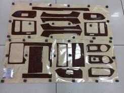 Консоль панели приборов. Toyota Land Cruiser Prado, TRJ12, GRJ150L, TRJ150W, GRJ151W, GRJ150W, KDJ150L Двигатели: 2TRFE, 1KDFTV, 1GRFE