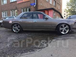 Продам привлекательные хром колёса R18 на резине 225.45.18. 7.5x18 5x114.30 ET48
