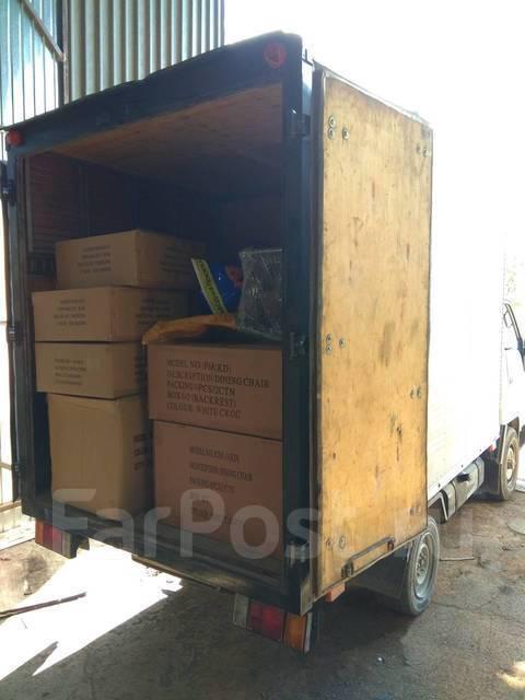 Вывоз мусора Доставка мебели Переезды