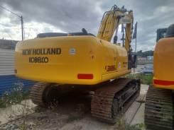 New Holland E385LC. Гусеничный экскаватор New Holland E385C (Арктический пакет! ), 1,80куб. м.