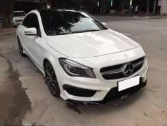 Обвес кузова аэродинамический. Mercedes-Benz CLA-Class, X117, C117 Двигатели: M, 133, DE, 20, AL, 270, 16. Под заказ