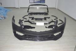 Обвес кузова аэродинамический. Mercedes-Benz GLS-Class, X166. Под заказ