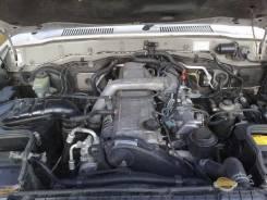 Головка блока цилиндров. Toyota Land Cruiser Двигатель 1HDFT