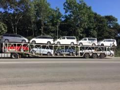 Huanda. Продам полуприцеп-автовоз на 10-12 автомобилей, 25 000 кг.