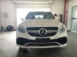 Обвес кузова аэродинамический. Mercedes-Benz GLE. Под заказ