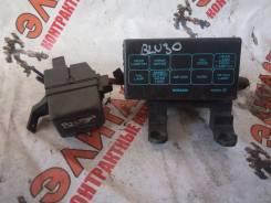 Блок предохранителей. Nissan Bluebird Sylphy, QG10, QNG10 Двигатели: QG15DE, QG18DE