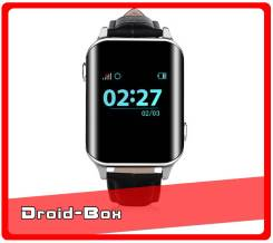 Часы телефон GPS Smart Watch EW200 от Wonlex. WiFi+пульсометр