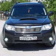 Дефлектор капота. Subaru Forester, SH5, SH9, SHJ, SH9L, SH, SHM