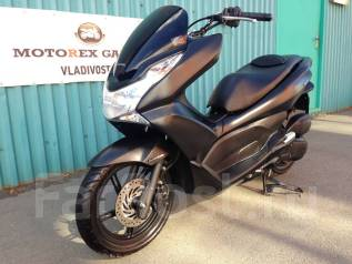 Honda PCX 150. 150куб. см., исправен, птс, без пробега