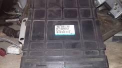 Блок управления двс. Mazda Familia S-Wagon Mazda Familia Двигатель FP