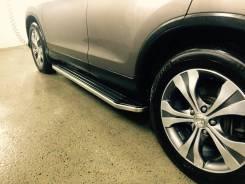 Пороги на Хонду Срв 2013 года. Honda CR-V