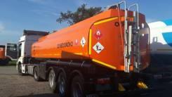 Капри. Новый полуприцеп-цистерна нефтевоз 29500л, 29,50куб. м.