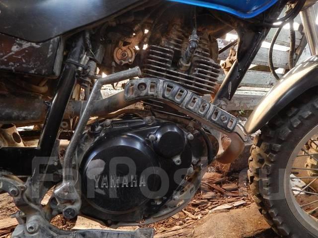 Yamaha TW 200. 200 куб. см., исправен, птс, с пробегом. Под заказ