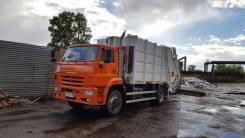 Hidro-Mak. Продаем мусоровоз на базе Камаз 53605-L4