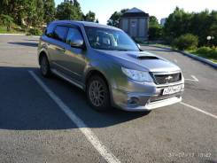 Subaru Forester. автомат, 4wd, 2.5 (263 л.с.), бензин, 164 000 тыс. км