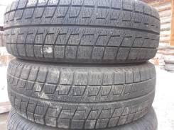 Bridgestone Blizzak MZ-02. Всесезонные, 2010 год, износ: 20%, 2 шт