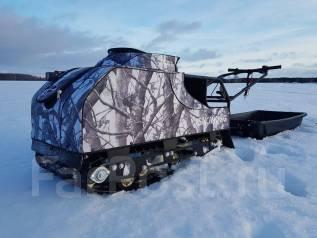 Baltmotors Snowdog Compact. есть птс, без пробега