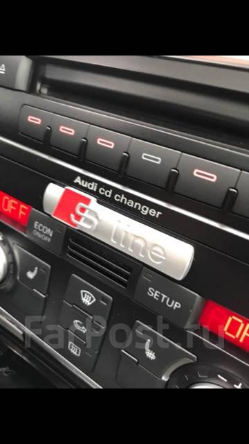 Наклейка. Audi: A5, A6, A1, A4, A3, Q7, A7, Q3, A2, S, Q5, A8