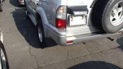 Бампер. Toyota Land Cruiser Prado, KZJ95W
