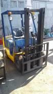 Komatsu FG15T. Погрузчик газ/бензиновый Komatsu FG15, 1 490 куб. см., 1 500 кг.