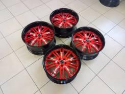 Crimson Club Linea. 9.0/10.0x20, 5x114.30, ET12/12, ЦО 73,0мм.