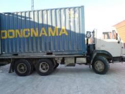 Камаз 5320. Продам с контейнером, 10 700 куб. см., 10 000 кг.