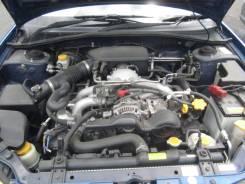 Двигатель в сборе. Subaru Impreza WRX, GD, GG Subaru Impreza, GG, GD Subaru Impreza WRX STI, GD Двигатель EL154