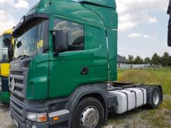 Кабина. Scania R