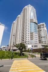 Сдается в аренду нежилое помещение 108 кв. м в здании Атлантис II. 108кв.м., улица Тигровая 16а, р-н Центр. Дом снаружи