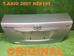 Крышка багажника. Toyota Corolla Axio, ZRE142, NZE141, ZRE144, NZE144 Двигатели: 1NZFE, 2ZRFE, 2ZRFAE