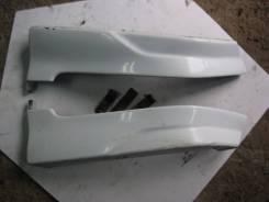 Накладка на бампер. Subaru Forester, SF5, SF9. Под заказ