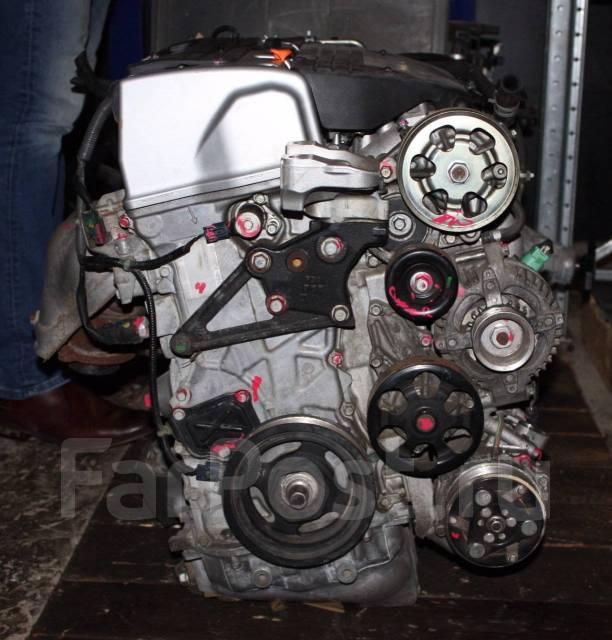Двигатель 2.4L K24Z4 Honda CR-V 3