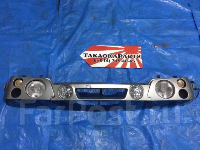 Планка под фары. Nissan Cube, NZ12, Z12 Двигатель HR15DE