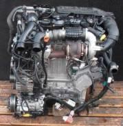 Двигатель 1.6D 9HP (DV6DTED) на Citroen без навесного