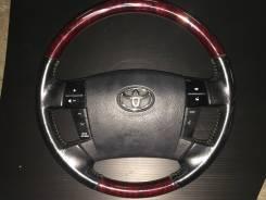 Руль. Toyota Mark X, GRX125, GRX120, GRX121 Двигатели: 3GRFSE, 4GRFSE