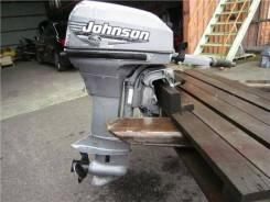 Johnson. 15,00л.с., 2-тактный, бензиновый, нога S (381 мм), 2000 год год