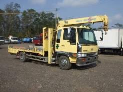 Hino Ranger. Продается грузовик эвакуатор во Владивостоке, 8 200 куб. см., 6 000 кг.