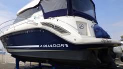 Aquador. Год: 2009 год, длина 9,00м., двигатель стационарный, 330,00л.с., дизель. Под заказ
