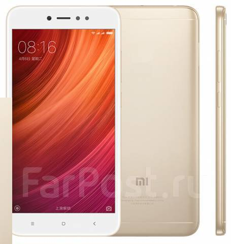 Xiaomi Redmi Note 5A. Новый, 16 Гб