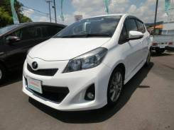 Toyota Vitz. вариатор, передний, 1.5 (109 л.с.), бензин, 39 000 тыс. км, б/п. Под заказ