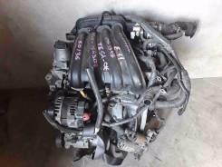 Двигатель в сборе. Nissan Note, E11, E11E Двигатели: HR15DE, HR15
