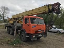 Ивановец КС-45717К-1. Продам автокран!, 10 850 куб. см., 25 000 кг., 22 м.