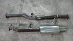 Выхлопная система. Subaru Impreza, GC8