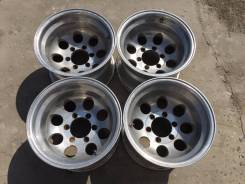 Mickey Thompson. 10.0x15, 6x139.70