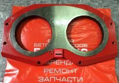 Шиберная плита Putzmeister 200 (230) мм. KCP